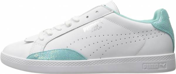 Puma Match Lo Reset White