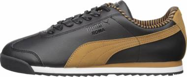 Puma Roma Citi Series - Black/Chipmunk