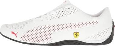 Puma Ferrari Drift Cat 5 Ultra - Puma White-rosso Corsa-puma Black (30592103)