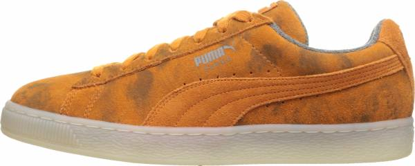 Puma Suede Classic Elemental Orange