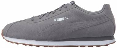 Puma Turin Suede - Steel Gray