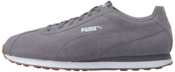 Puma Turin Suede - Steel Gray