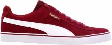 Puma 1948 Vulc Trainers - Red