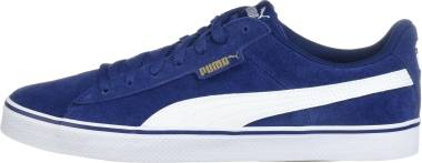 Puma 1948 Vulc Trainers - Blue Depths Puma White
