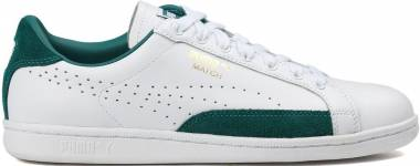 Puma Match 74 UPC - White / Storm Gold
