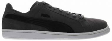 Puma Smash Leather Dark Shadow / Black Men