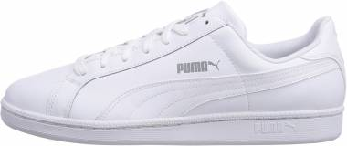 Puma Smash Leather - White (35672202)