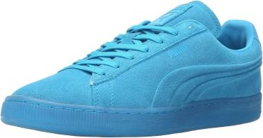 cheap for discount 6b661 478f5 Puma Suede Emboss Iced Fluo