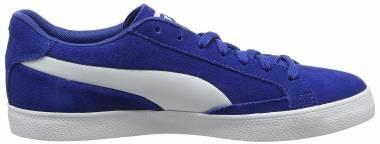 Puma Match Vulc 2 Blue (True Blue-puma White 01) Men