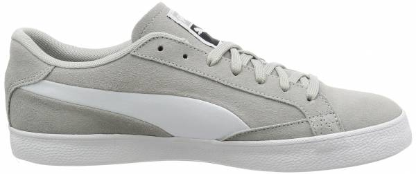 Puma Match Vulc 2 - Grey Gray Violet Puma White 03 (36314403)