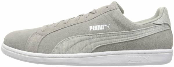 Puma Smash Jersey Drizzle/Light Gray Heather
