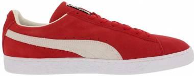 Puma Suede Super - Red