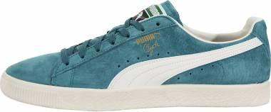 Puma Clyde Premium Core Blue Men