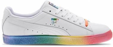Puma Clyde Pride Rainbow Men