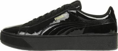 Puma Vikky Platform Patent - Black (36489202)