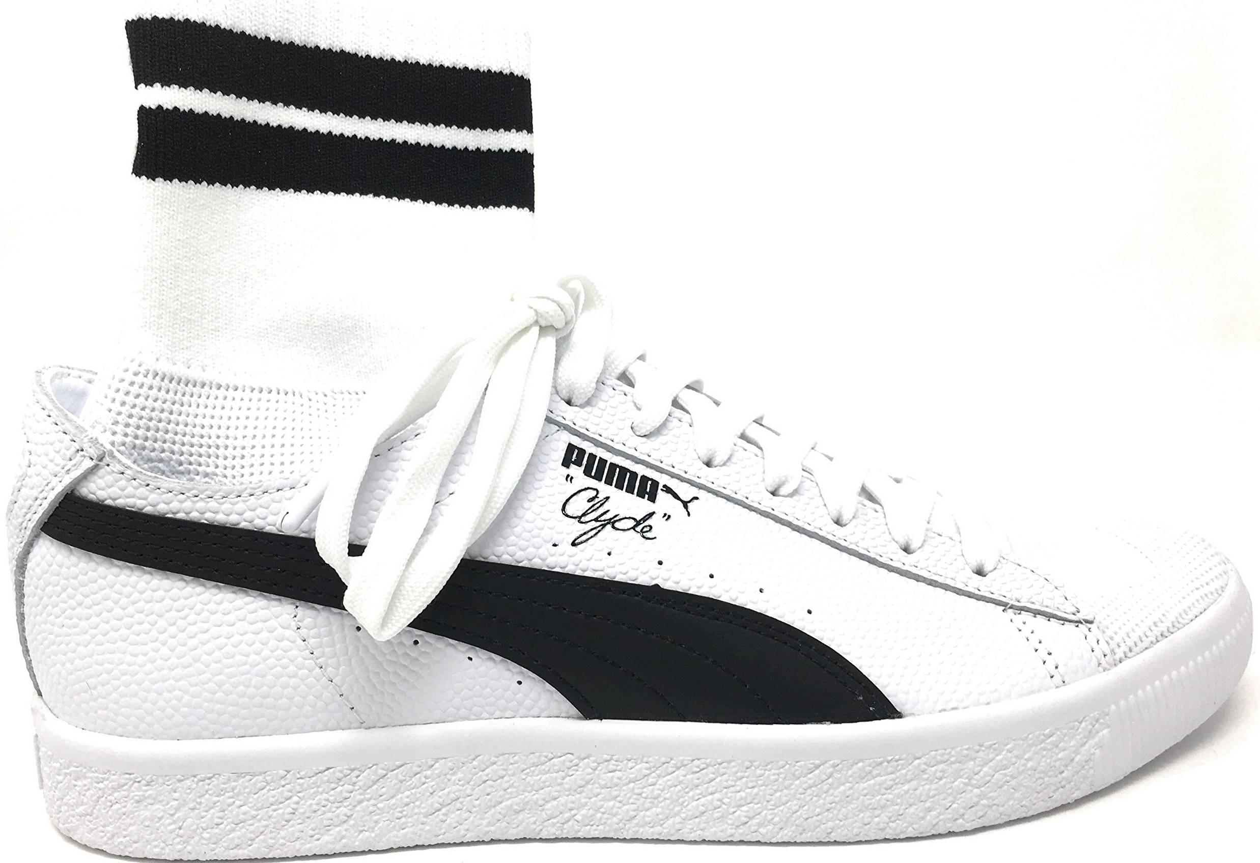 puma hi top sneakers