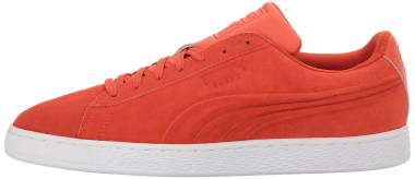 Puma Suede Classic Embossed - Orange (36259304)