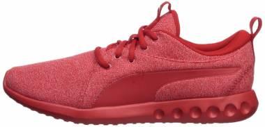 Puma Carson 2 Knit - High Risk Red