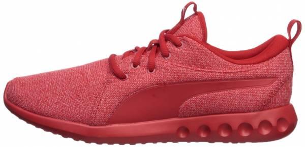 Puma Carson 2 Knit High Risk Red