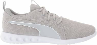 Puma Carson 2 Knit - Puma White-high Rise (19108411)