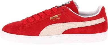 Puma Suede Classic+ - Rojo High Risk Red White