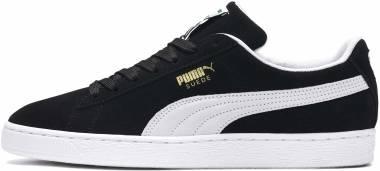 Puma Suede Classic+ - Black White