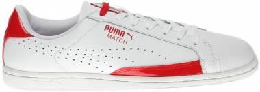 Puma Match TL Patent White Men