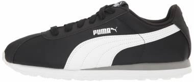 Puma Turin Nylon - Nero Black White 03black White 03