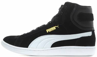 Puma Vikky Mid SoftFoam - Black/White (36262802)