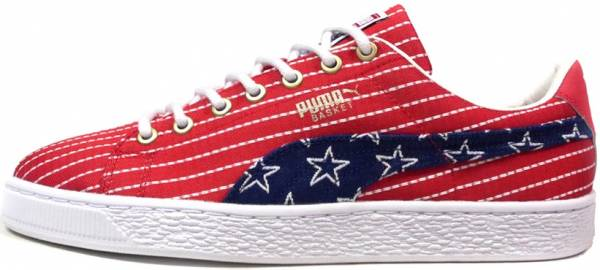 Puma Basket Classic 4th Of July - puma-basket-classic-4th-of-july-e042
