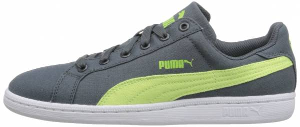 Puma Smash Canvas Grey