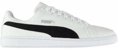 Puma Smash Canvas - White (35758308)