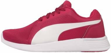 Puma ST Trainer Evo - Pink Rose Red White 05