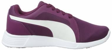Puma ST Trainer Evo - Violett Magenta Purple Puma White 17 (35990417)