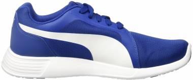 Puma ST Trainer Evo - True Blue Puma White
