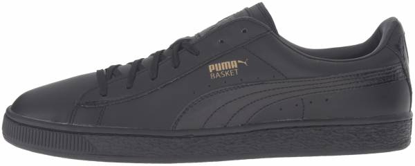 Puma Basket Classic Animal Croc - Black