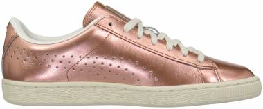 Puma Basket Classic Citi Metallic - Gold