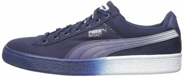 Puma Basket Classic Mesh Fade - Peacoat