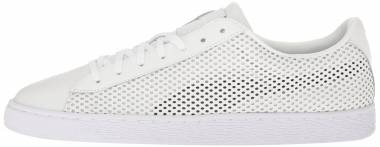 Puma Basket Classic Summer Shade - White