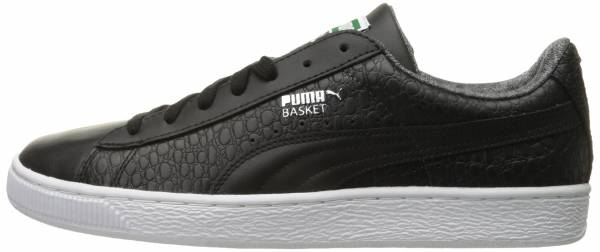 e290737518922b 9 Reasons to NOT to Buy Puma Basket Classic Textured (Mar 2019 ...
