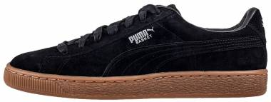 Puma Basket Classic Weatherproof - Black
