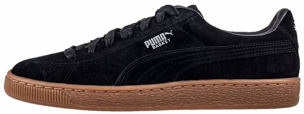 puma trainers basket