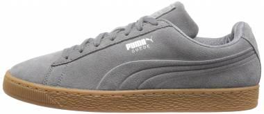Puma Suede Classic Debossed Q4 - Steel Gray Peacoat