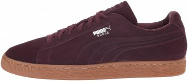 Puma Suede Classic Debossed Q4 - Purple