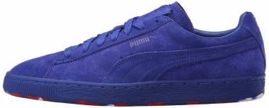 Puma Suede Classic Iced Rubber Mix - Blue