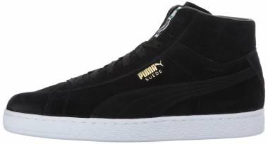 Puma Suede Classic Mid - Black (36386601)
