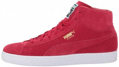 Puma Suede Classic Mid - Red