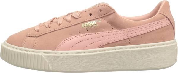 Puma Suede Platform Core Pink