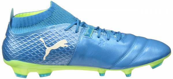 Puma One 17.1 Firm Ground - blau