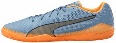 Puma Invicto Fresh Blue Heaven/Orange Patent Men
